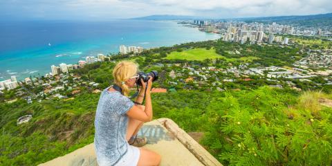 Top 3 Places to Take Photos on Oahu, Honolulu, Hawaii