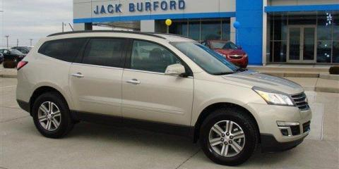 Save BIG on Chevy Traverse at Jack Burford Chevrolet KY!, Richmond, Kentucky
