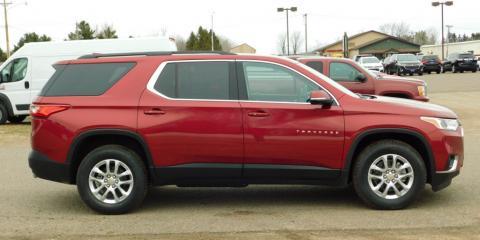 2019 Chevrolet Traverse LT $36,475, Barron, Wisconsin