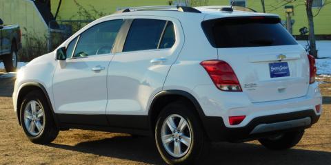 2019 Chevrolet Trax LT $18,745, Barron, Wisconsin