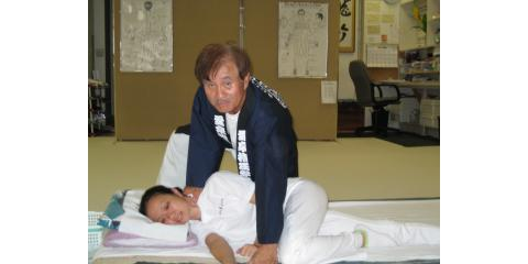 How Shiatsu Aids Arthritis, Honolulu, Hawaii