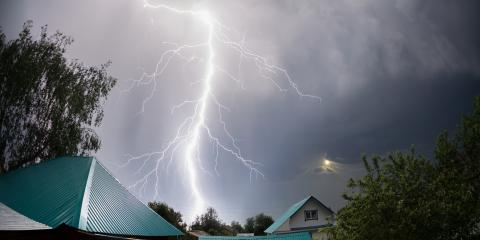 What to Do If Your Tree Is Struck by Lightning, Crescent, Wisconsin