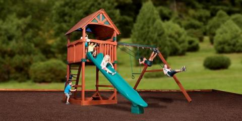 3 Easy Steps to Prepare Your Play Set for Fall & Winter, Broken Arrow, Oklahoma