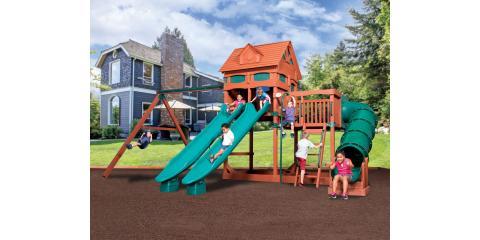 End of Summer Play Set Discounts, Rapid City, South Dakota