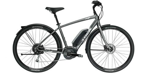 Verve+2 eBike by Trek, Dobbs Ferry, New York