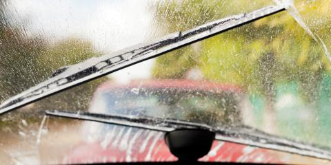 4 Signs That You Need New Windshield Wipers, Miami, Ohio