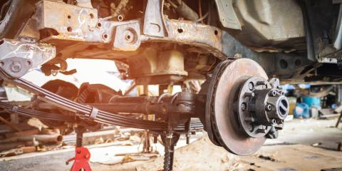 3 Ways Using Recycled Auto Parts Helps the Environment, Miami, Ohio