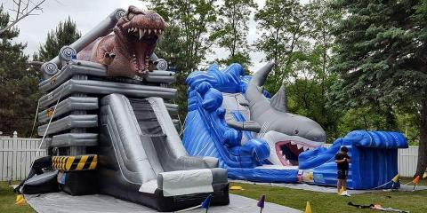 Summer Kids' Activities: 3 Events that Will Be Even More Fun With Inflatables, Greece, New York