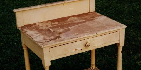 Make Old Items New Again With Antique Restoration Services, Cincinnati, Ohio