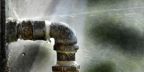 What To Do About Leaking Pipes In Your Home Tri County Plumbing