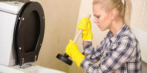 What to Do If You Have a Clogged Toilet, Trinidad, Colorado