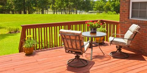 3 Benefits of Building a Deck in the Winter, Trinity, North Carolina