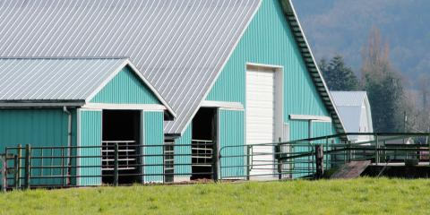 Which Pole Barn Door Is Right For Your New Building?, Slocomb, Alabama