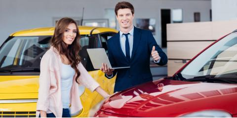 Top 4 Questions to Ask Your Auto Sales Specialist, Branford, Connecticut