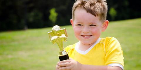 3 Benefits of Participation Trophies, Keokuk, Iowa