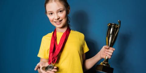 How Trophies Help Build Kids' Confidence, Dalton, Georgia