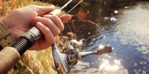 5 Benefits of Trout Fishing, Whiteville, Arkansas