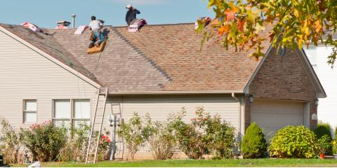 4 Steps in the Roof Inspection Process, Snow Hill, Missouri