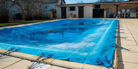 Discover Why You Shouldn't Leave Your Swimming Pool Open Year-Round, Troy, Missouri
