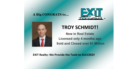 CONGRATS TROY!, Lincoln, Nebraska