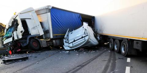 Truck Accidents on the Rise, Lorain, Ohio