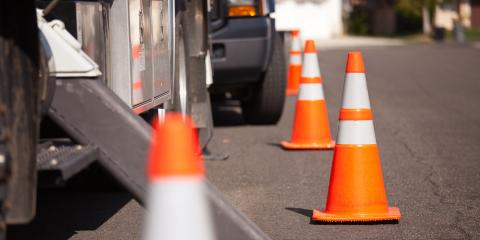 4 Ways New Truck Drivers Should React to Road Work, Sharon, Ohio