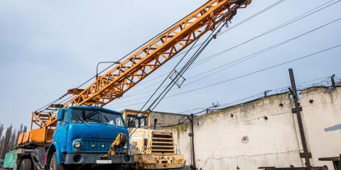 When to Consider a Truck-Mounted Crane Installation, St. Louis, Missouri