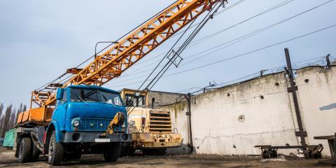5 Benefits of a Truck-Mounted Crane, St. Louis, Missouri