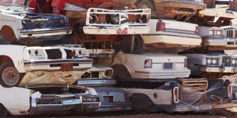 Good Used Parts You Can Find at an Auto Salvage Yard, Russellville, Arkansas