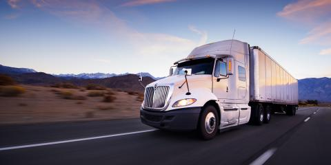 4 Safety Tips for Truck Drivers, Fairbanks, Alaska