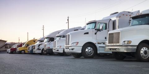 3 Reasons Why Truckers Should Stay in Hotel Rooms, New Columbia, Pennsylvania