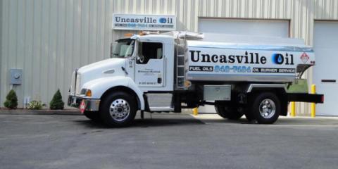 Uncasville Oil, fuel delivery, Services, Uncasville, Connecticut