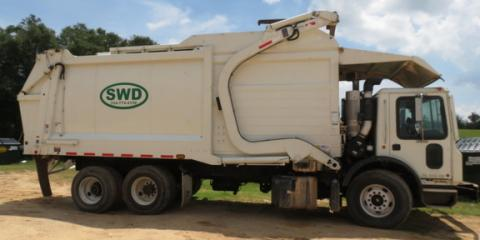 Waste Management Experts Explain the Special Features of Waste Removal Trucks, Ozark, Alabama