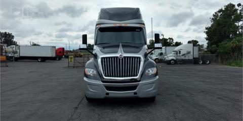 LT International: New Innovation in Fuel-Efficient Commercial Trucks, Cheektowaga, New York