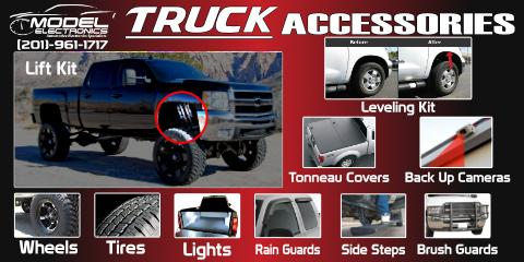 All the Truck & Auto Accessories You Need to Go Off-Road - Model ...