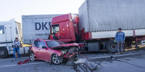 3 Must Dos Right After a Truck Accident, Columbus, Ohio