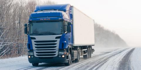 Winter Hazards for Truckers & How to Avoid Them, Sharon, Ohio
