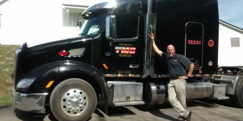 What is the Outlook for a Truck Driver in 2019?, Medina, Ohio