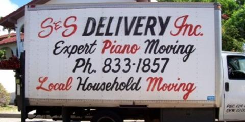 S & S Delivery Inc., Residential Moving, Services, Honolulu, Hawaii