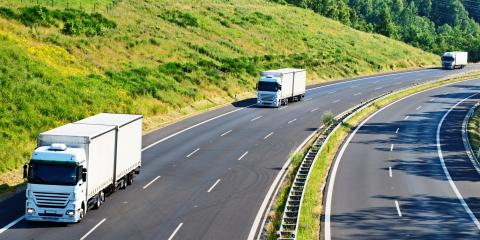 3 Common Vehicles Used in the Trucking Industry, Victor, New York