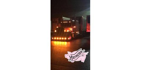 Thank you Truckers!, Albemarle, North Carolina