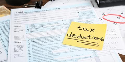 What Truck Drivers Need to Know About Their Income Tax Preparation, Riga, New York