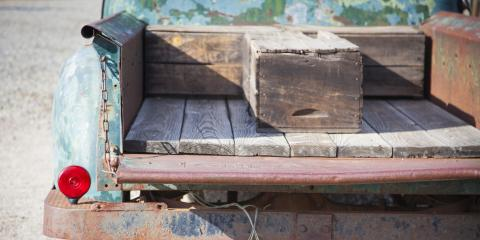 What You Should Know About Rust on Your Truck, Stevens Point, Wisconsin