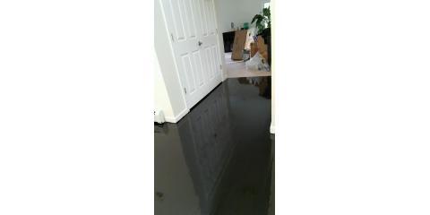 True Black Stain Job Floors Like Glass Wawayanda Nearsay