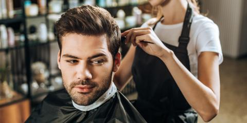 A Gentleman's Guide to Haircut Terminology, Trumbull, Connecticut