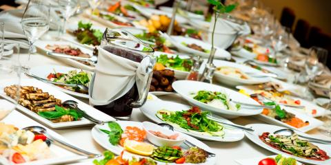 3 Ways Corporate Catering Benefits Official Events, Trumbull, Connecticut