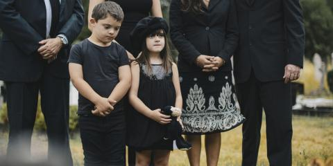 Should You Bring Your Kids to a Funeral Service?, Trumbull, Connecticut