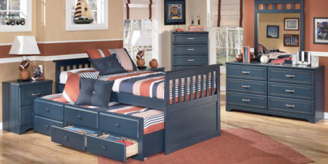 Space Saving Tips For Holiday Guests From The Bedroom Furniture Fort Worth