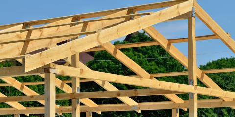 4 FAQ About Wooden Roof Trusses, Clarksville, Arkansas