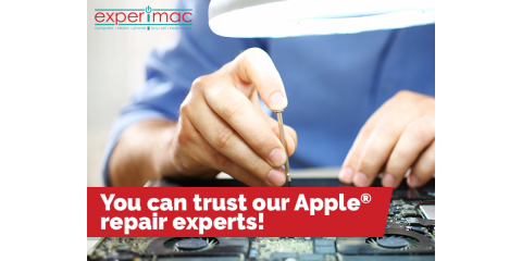 Experimac of Greenville, Your Local Apple® Experts, Greenville, North Carolina